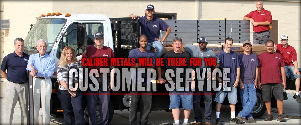 Contact Caliber Metals