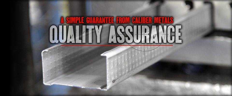 Caliber Quality Assurance