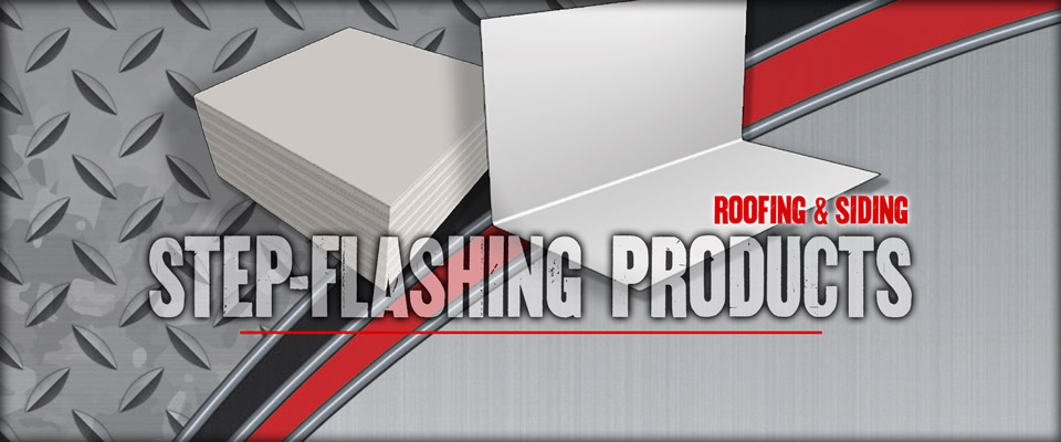 Flashing and Counter Flashing Products
